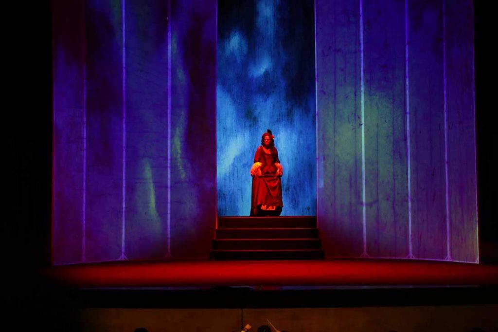 Don Giovanni  – Scenografie video